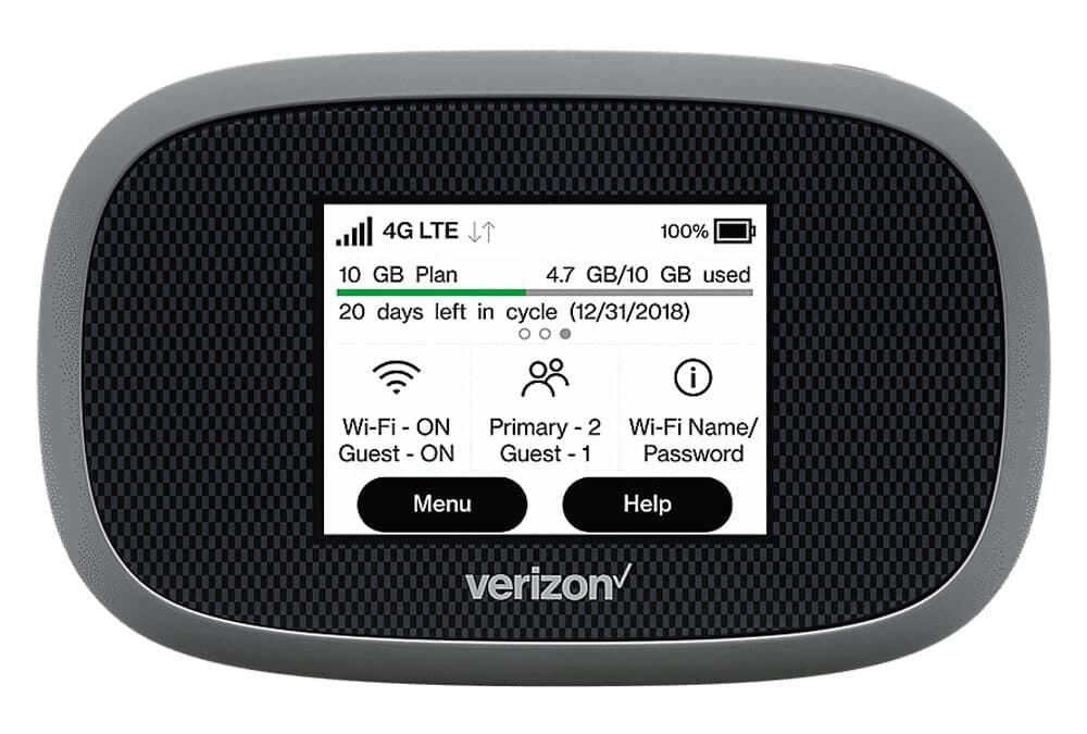 Verizon MiFi 8800L Hotspot Review